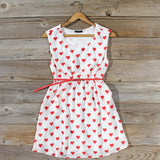 The Sweetheart Dress: Alternate View #1