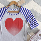 Sweetheart Tee: Alternate View #2