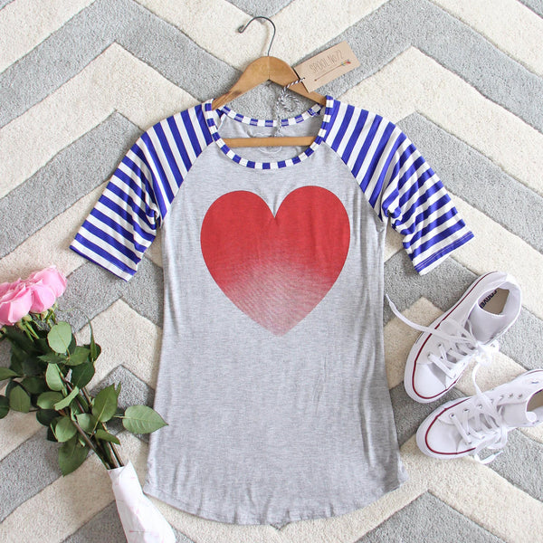 Sweetheart Tee: Featured Product Image