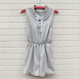 Sweetly Casual Romper: Alternate View #1
