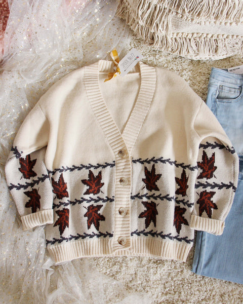 Sweet Maple Sweater: Featured Product Image