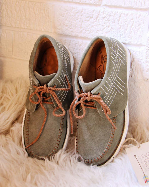 Sweet Moccasin Sneakers: Featured Product Image