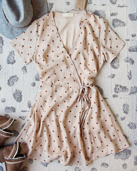 Flash Deal! Swiss Dot Dress: Featured Product Image