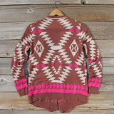 Telluride Knit Sweater: Alternate View #4