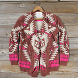 Telluride Knit Sweater: Alternate View #1