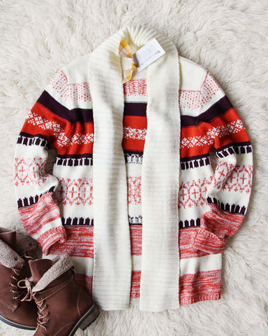 70's Knit Sweater