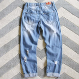 The Addy Boyfriend Jean: Alternate View #3
