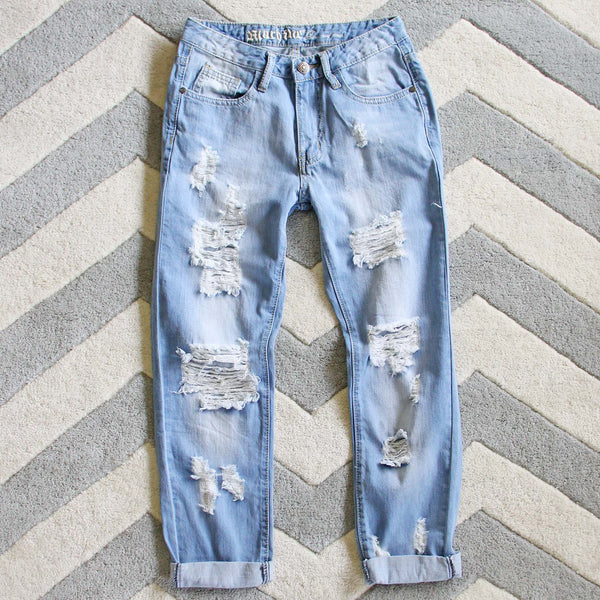 The Addy Boyfriend Jean: Featured Product Image