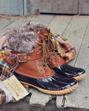 The Alpine Duck Boots: Alternate View #1