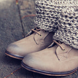 Alpine Sweater Boots: Alternate View #2