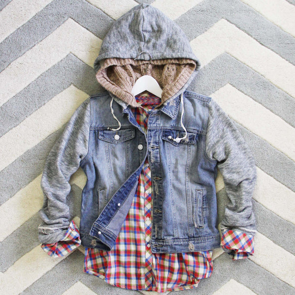 The Arizona Sky Jean Jacket: Featured Product Image