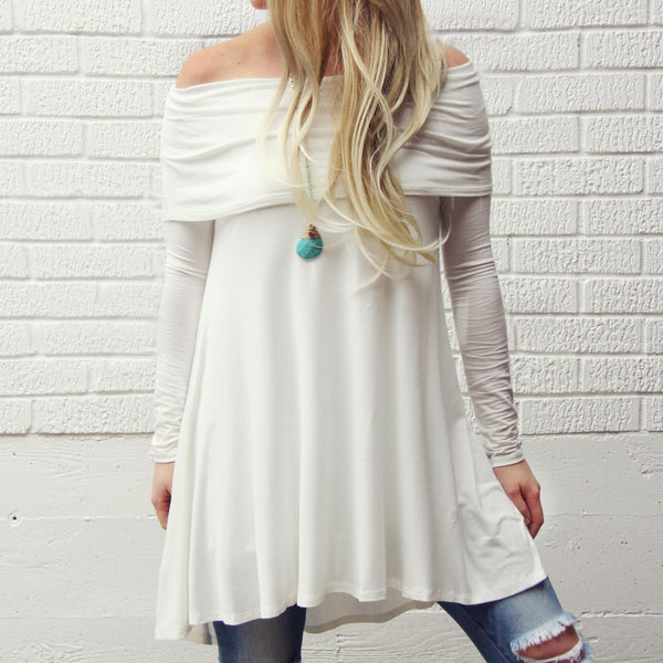 The Bailey Tunic Tee: Featured Product Image