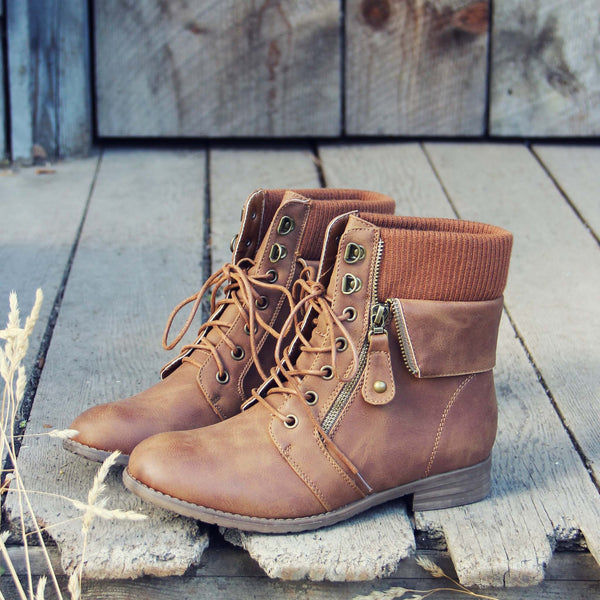 The Big Sur Sweater Boots: Featured Product Image