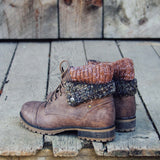The Nor'wester Boots: Alternate View #3