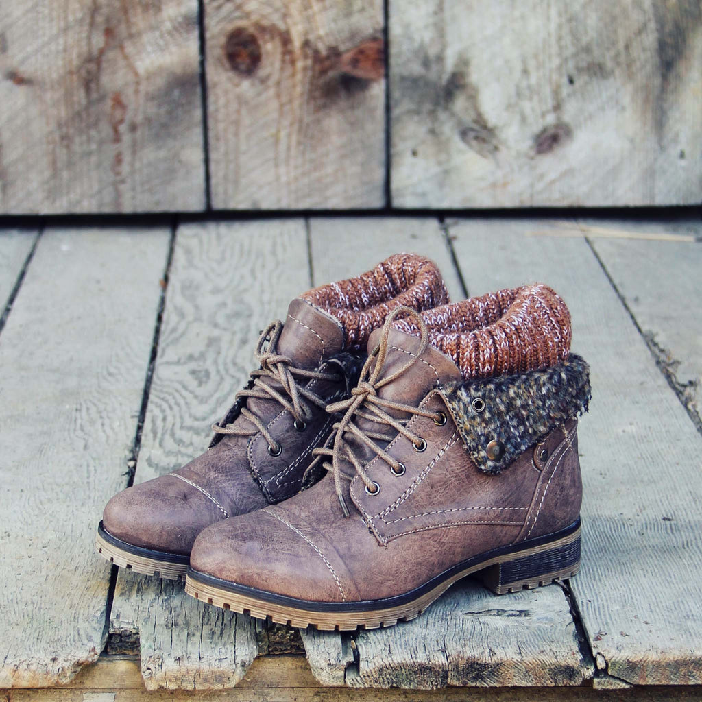 The Noru0027wester Boots
