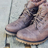The Nor'wester Boots: Alternate View #2