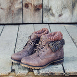 The Nor'wester Boots: Alternate View #1