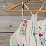 The Billy Bloom Romper: Alternate View #2