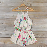 The Billy Bloom Romper: Alternate View #4