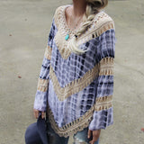 The Blake Tunic in Gray: Alternate View #2
