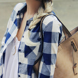 The Boyfriend Shirt Dress: Alternate View #3