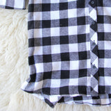 Buffalo Plaid Dress: Alternate View #3