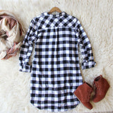 Buffalo Plaid Dress: Alternate View #4