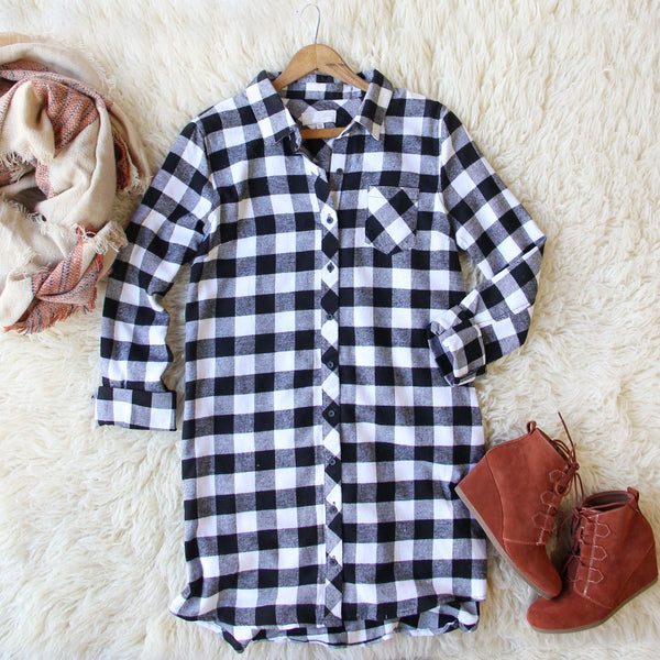 Buffalo Plaid Dress: Featured Product Image