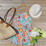 The Cabana Romper: Alternate View #5
