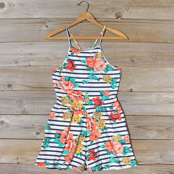 The Cabana Romper: Featured Product Image