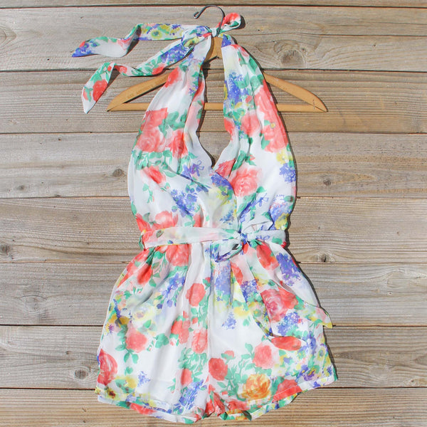 The Casablanca Romper: Featured Product Image