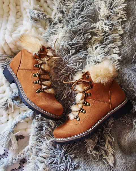 Swiss Chalet Boots: Featured Product Image