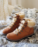 Swiss Chalet Boots: Alternate View #2