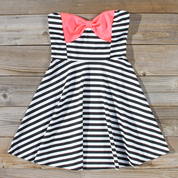 The Charlie Stripe Dress: Featured Product Image