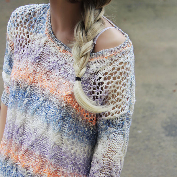 Love Strung Sweater: Featured Product Image