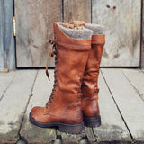 The Chehalis Boots: Alternate View #2