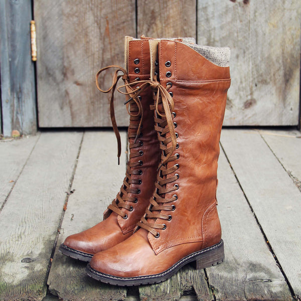 The Chehalis Boots: Featured Product Image
