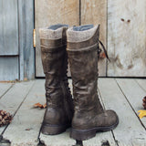 The Chehalis Boots in Ash: Alternate View #3