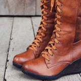 The Chinook Boots: Alternate View #2