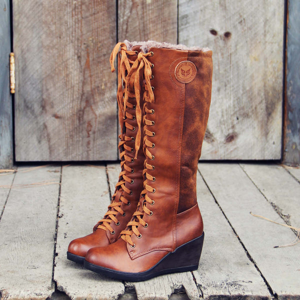 The Chinook Boots: Featured Product Image