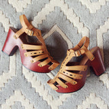 The Chloe Wedges: Alternate View #1
