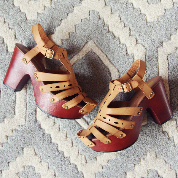 The Chloe Wedges: Featured Product Image