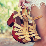The Chloe Wedges: Alternate View #2
