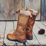 The Elm & Stout Boots: Alternate View #4