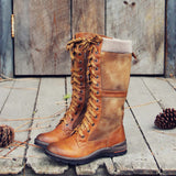 The Elm & Stout Boots: Alternate View #1