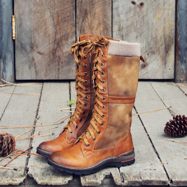 The Elm & Stout Boots: Featured Product Image