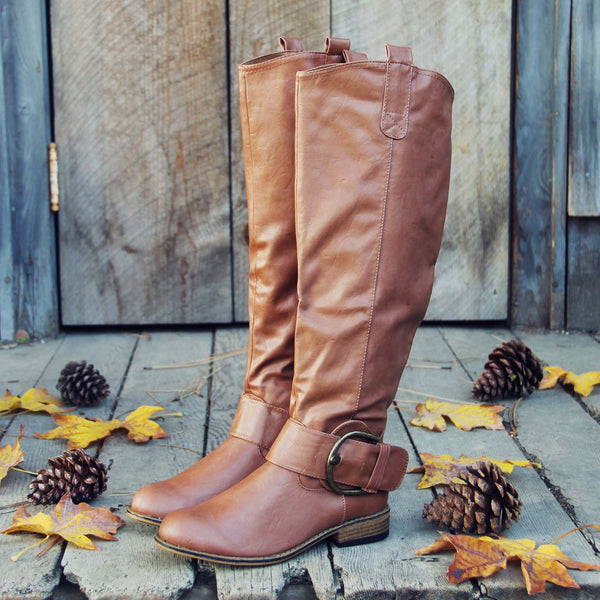 The Cooper Riding Boots: Featured Product Image