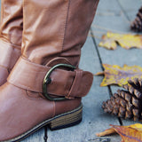 The Cooper Riding Boots: Alternate View #2