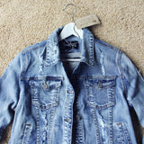The Cruiser Denim Jacket: Alternate View #2