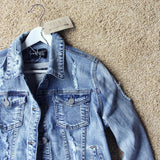 The Cruiser Denim Jacket: Alternate View #3